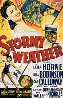 Stormy Weather cast