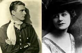 Fred Thomson and Frances Marion