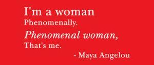 Maya Phenomenal woman