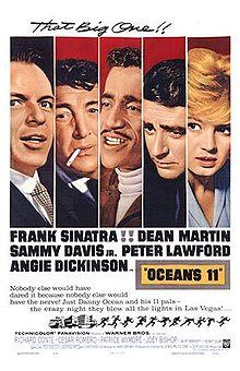 Ocean'sEleven(1960)Poster
