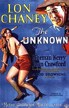 lon unknown poster