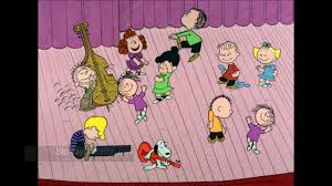 charlie brown christmas dance