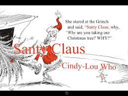 """Santy Claus"""