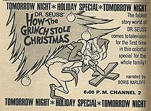 How_the_grinch_stole_christmas_1966_print_ad_premiere