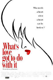 What's Love Got to Do with it poster