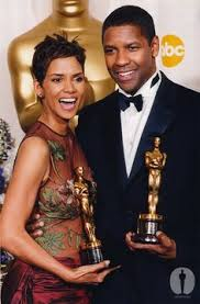 Halle and Denzel Oscars