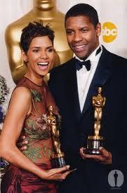 Halle and Denzel Oscars