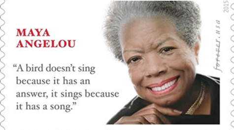 maya angelou stamp ps1