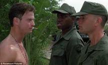Lieutenant Dan, Bubba, Forrest