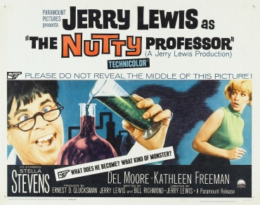 nuttyprofessorposter