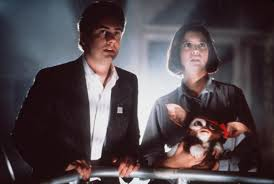 gremlins- billy, kate, and gizmo