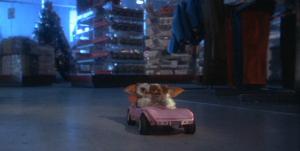 Gremlins- Gizmo Car