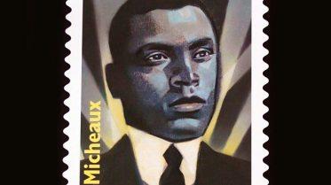 Micheaux Stamp