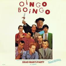 Oingo Boingo Deadman's Party