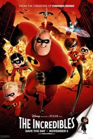 """The """"Incredibles"""" Family"""