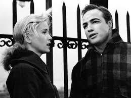 Eva Marie Saint, Brando