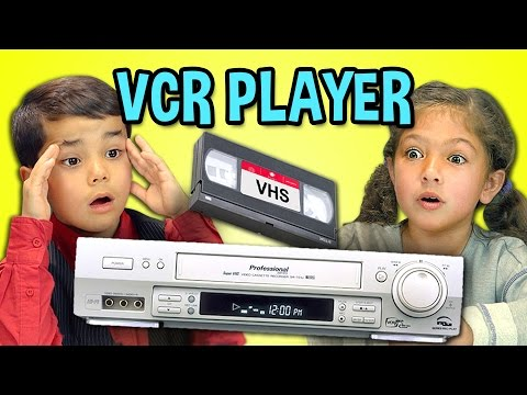 vhs movies player