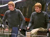 Fred and George Weasley - James & Oliver Phelps