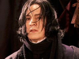 harry potter pics snape