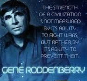 star trek roddenberry