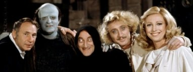 young frankenstein cast