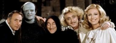 young frankenstein cast