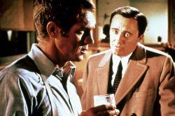 """Steve McQueen and Vaughn """"Bullitt"""""""