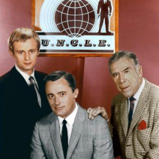David McCallum, Vaughn, Leo G. Carroll
