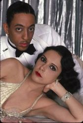 Gregory Hines and Lonette McKee