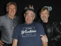 Harrison, Chewie, Mark