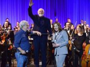 George Lucas, John Williams, Kathleen Kennedy