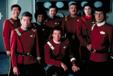 Wrath of Khan crew