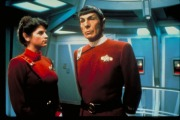 Wrath of Khan Spock and Kirstie