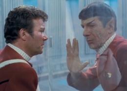 Wrath of Khan spock-death